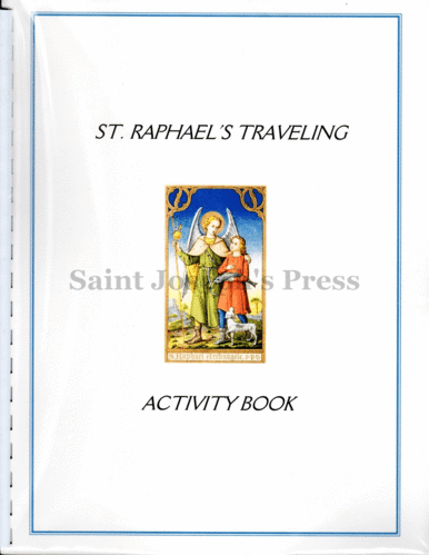St. Raphael Traveling Activity Book
