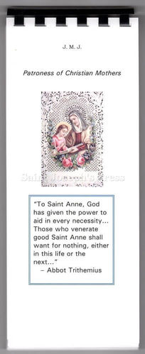 St. Anne Notepad