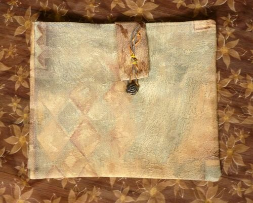 Large Chapel Veil Pouch - Tab Closure