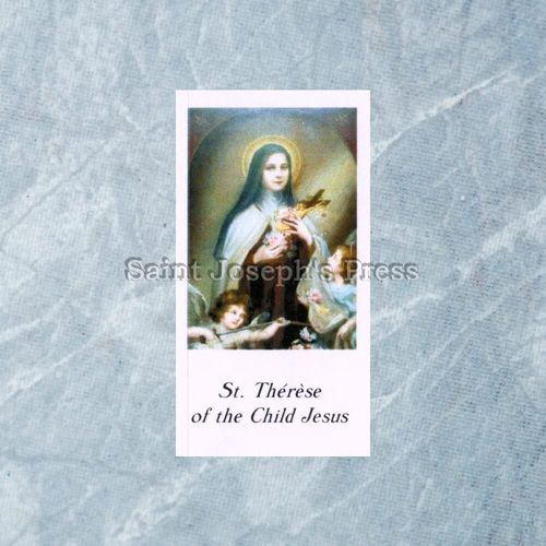 St. Therese Stickers - Set of 40