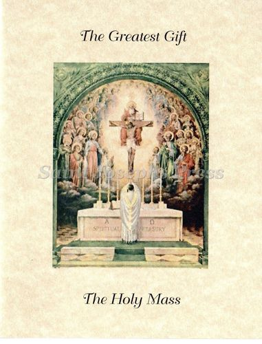 Holy Mass for the Living - St. Thomas Aquinas