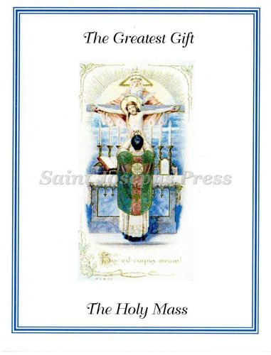 Holy Mass for the Living - St. Ambrose
