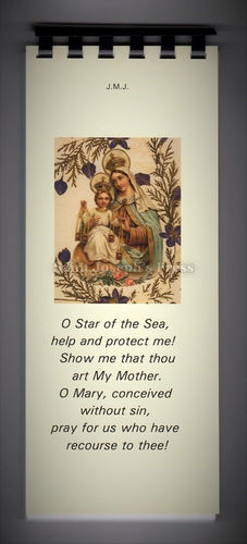 Our Lady of Mount Carmel Notepad