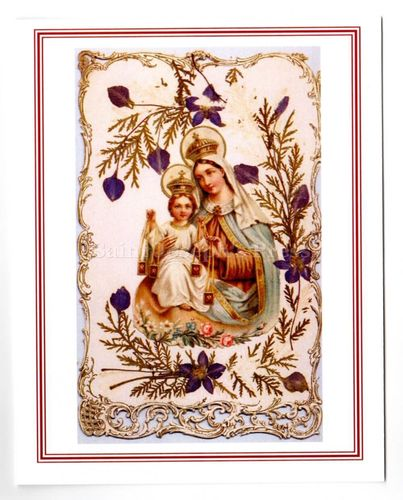 Titles of Mary & St. Anne Note Cards Set