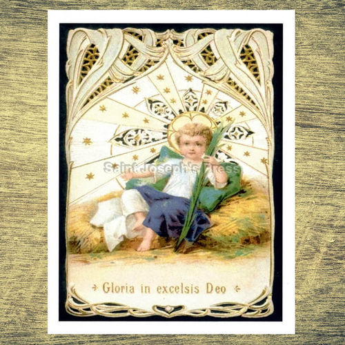 Gloria Christmas Cards Set