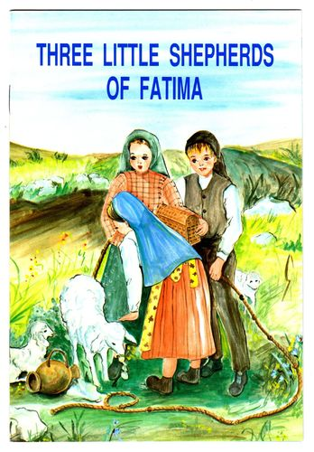 Three Little Shepherds of Fatima Book
