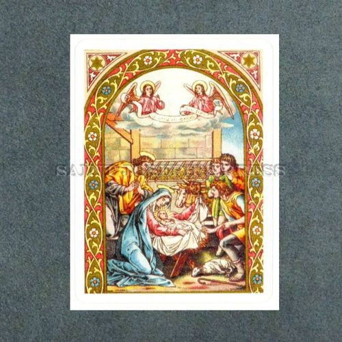 Christmas Nativity Stickers