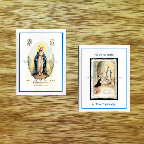 Immaculate Conception Notecards