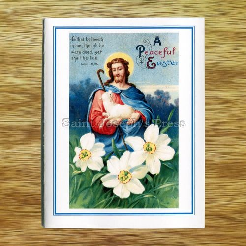 Easter Greeting Cards - Set of 10