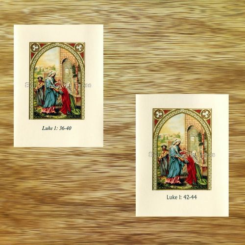 Note Cards - Visitation of the Blessed Virgin Mary